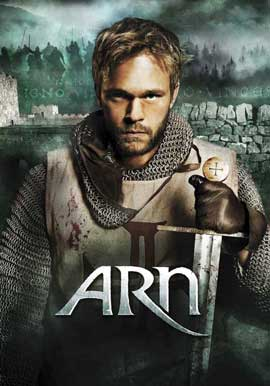 Arn: The Knight Templar - 27 x 40 Movie Poster - Swedish Style H