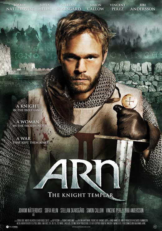 Arn The Knight Templar Movie Posters From Movie Poster Shop