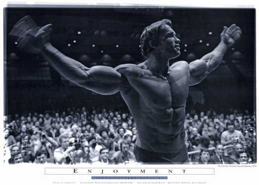 Official MP ARNOLD SERIES Launch Contest! - Page 3 ...