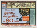 Around the World in 80 Days - 11 x 14 Movie Poster - Style C