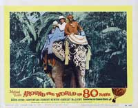 Around the World in 80 Days - 11 x 14 Movie Poster - Style H
