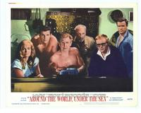 Around the World Under the Sea - 11 x 14 Movie Poster - Style C