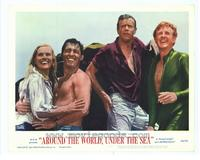 Around the World Under the Sea - 11 x 14 Movie Poster - Style D
