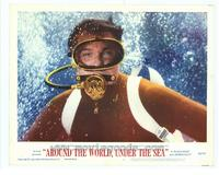 Around the World Under the Sea - 11 x 14 Movie Poster - Style E