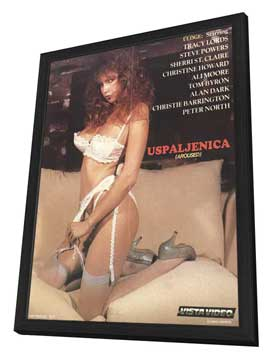 Aroused - 19 x 23 Poster - in Deluxe Wood Frame