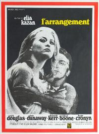 The Arrangement - 11 x 17 Movie Poster - French Style A
