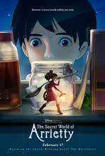 Arrietty - 11 x 17 Movie Poster - Style A
