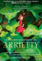 Arrietty - 11 x 17 Movie Poster - Style B