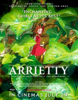 Arrietty - 11 x 17 Movie Poster - UK Style A
