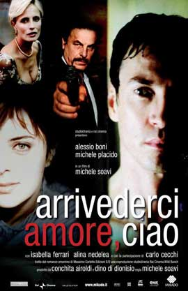 Arrivederci amore, ciao - 11 x 17 Movie Poster - Italian Style A