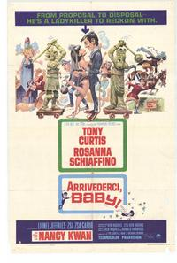 Arrivederci, Baby! - 27 x 40 Movie Poster - Style A