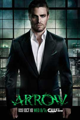 Arrow (TV) - 11 x 17 TV Poster - Style A