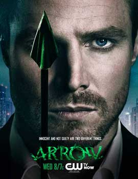 Arrow (TV) - 11 x 17 TV Poster - Style B