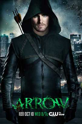 Arrow (TV) - 11 x 17 TV Poster - Style C