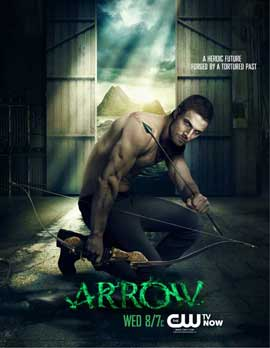 Arrow (TV) - 11 x 17 TV Poster - Style D