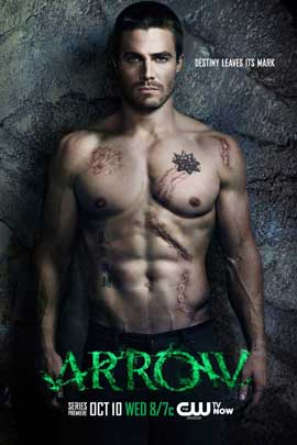 Arrow (TV) - 11 x 17 TV Poster - Style F