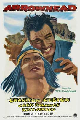 Arrowhead - 11 x 17 Movie Poster - Style A