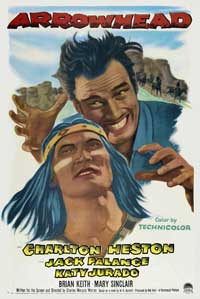 Arrowhead - 27 x 40 Movie Poster - Style A