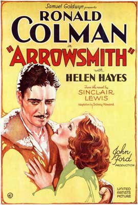 Arrowsmith - 27 x 40 Movie Poster - Style A