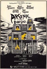 Arsenic and Old Lace (Broadway) - 27 x 40 Movie Poster - Style A
