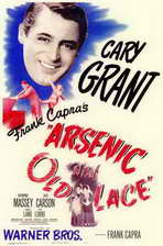 Arsenic and Old Lace - 11 x 17 Movie Poster - Style A