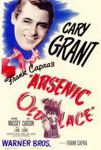 Arsenic and Old Lace - 27 x 40 Movie Poster - Style A