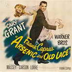 Arsenic and Old Lace - 30 x 30 Movie Poster - Style A