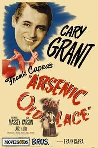 Arsenic and Old Lace - 43 x 62 Movie Poster - Bus Shelter Style A