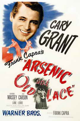 Arsenic and Old Lace - 11 x 17 Movie Poster - Style B