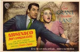 Arsenic and Old Lace - 22 x 28 Movie Poster - Spanish Style A