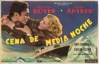 History Is Made at Night - 11 x 17 Movie Poster - Spanish Style B