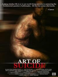 Art of Suicide - 11 x 17 Movie Poster - Style A