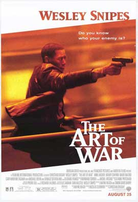 The Art of War - 11 x 17 Movie Poster - Style A