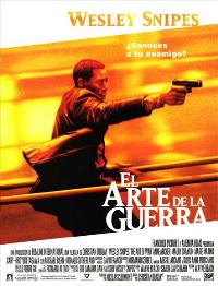 The Art of War - 11 x 17 Movie Poster - Spanish Style A