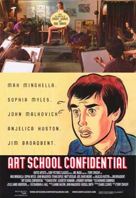 Art School Confidential - 11 x 17 Movie Poster - Style A