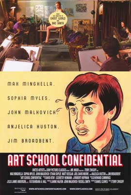 Art School Confidential - 27 x 40 Movie Poster - Style A