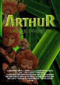 Arthur and the Invisibles - 11 x 17 Movie Poster - Style C