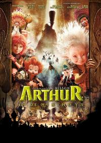 Arthur and the Invisibles - 27 x 40 Movie Poster - Style C