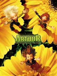 Arthur and the Revenge of Maltazard - 27 x 40 Movie Poster - Style A