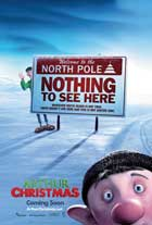 Arthur Christmas - 27 x 40 Movie Poster - UK Style A