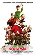 Arthur Christmas - 27 x 40 Movie Poster - Style C
