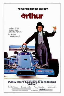 Arthur - 27 x 40 Movie Poster - Style B