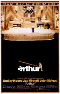 Arthur - 11 x 17 Movie Poster - Style A - Museum Wrapped Canvas