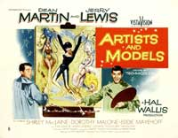 Artists and Models - 30 x 40 Movie Poster UK - Style A