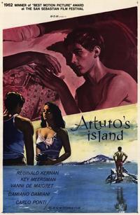 Arturos Island - 11 x 17 Movie Poster - Style A