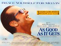 As Good As It Gets - 30 x 40 Movie Poster UK - Style A
