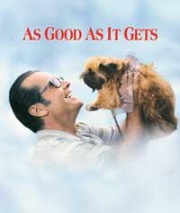As Good As It Gets - 27 x 40 Movie Poster - Style B