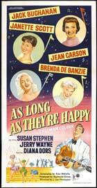 As Long as They're Happy - 22 x 28 Movie Poster - Half Sheet Style A