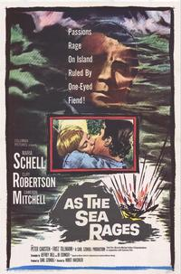 As the Sea Rages - 27 x 40 Movie Poster - Style A