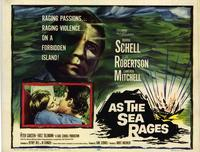 As the Sea Rages - 22 x 28 Movie Poster - Half Sheet Style A